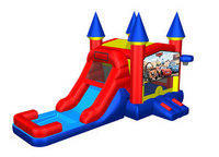 Cars Combo Bounce House Rental