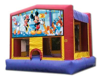 Mickey Mouse Bounce House Rental Natomas, CA