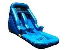 1A-14FT Water Slide with Pool
