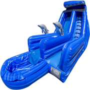 18FT Dolphin Waterslide