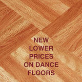 Dance floor price includes setup