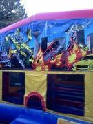 Robo Car Bounce house