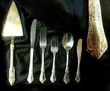 Pearl Dinner Fork