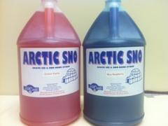 Gallon Snow cone syrup