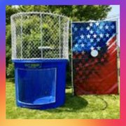 DUNK TANKS WITH WINDOW