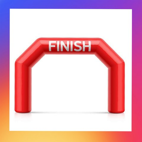 ARCH-FINISH LINE