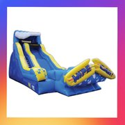 WIPEOUT WATERSLIDE