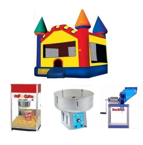 Fun House Bounce Package (Dry)