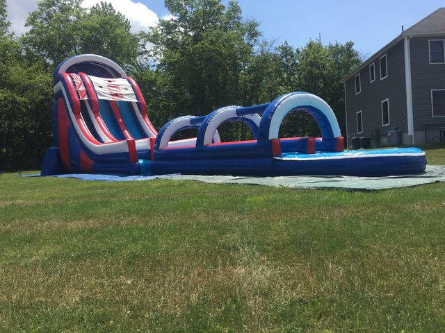 The American Dream Water Slide