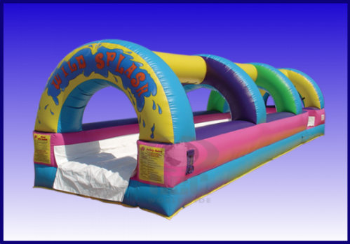 Bouncy Slip and Slide (Wet)