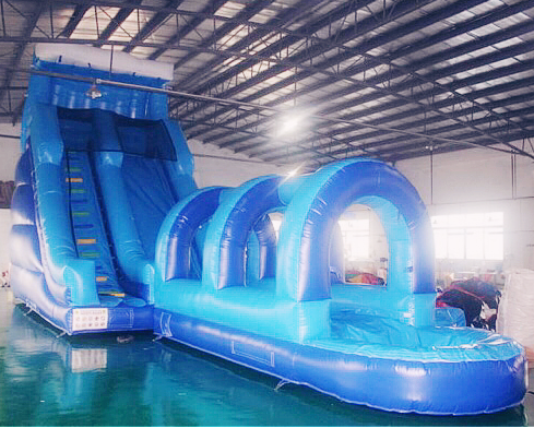 23 ft Water Slide with Slip and Slide