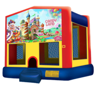 Candy Land Bouncer