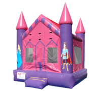 Toddler Princess Castle