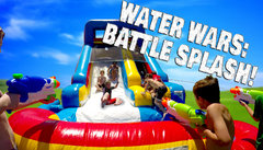 Water Wars: Battle Splash