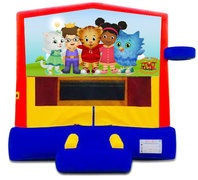 Daniel Tiger Bounce House