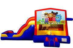 Daniel Tiger Bounce House Combo