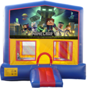 MineCraft Bounce House