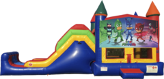 PJ Mask's Bounce House Combo