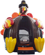 Turkey Bounce House