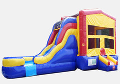Modular Combo Bounce House Wet/Dry