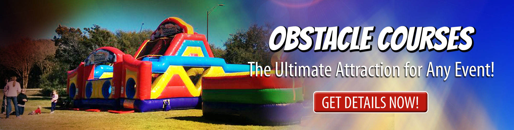 Austin Obstacle Course Rental