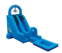 Dolphin Express 16' Water Slide