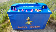 Lucky Ducky Duck Pond