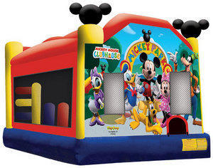 Mickey Mouse Combo 5  in 1
