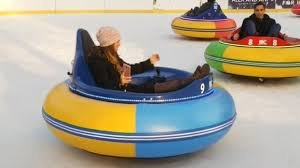 Bumper Cars & Brews - JANUARY DATES ADDED!