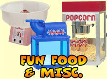 Fun Food and Misc