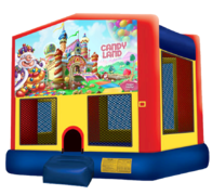 Candy Land Bouncer New for 2019