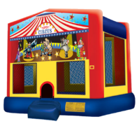 Circus Big Top Bouncer New for 2019
