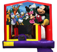 Mickey Mouse Combo 4-in-1