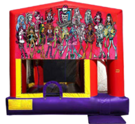 Monster High Combo 4-in-1