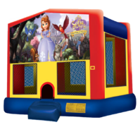Sofia the First Bouncer New for 2019