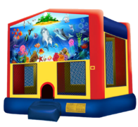 Under the Sea Bouncer New for 2019