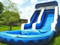 16Ft Water slide