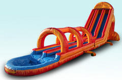 Fire & Ice Slide combo