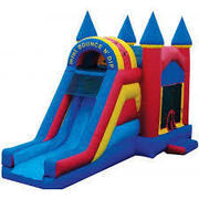 Mini-Bounce Castle