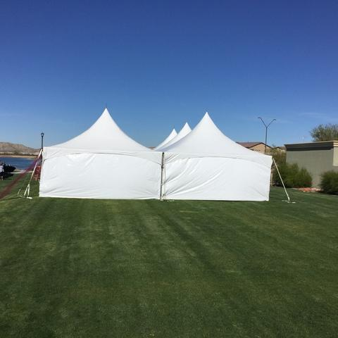 High Peak Tent Side Wall 8' x 40'