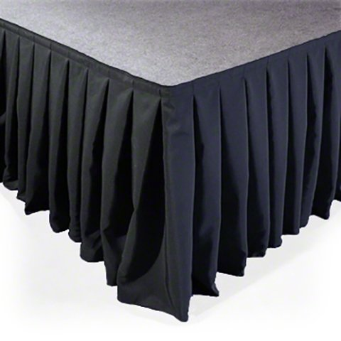 Stage Skirting -  Black 1.00 FT
