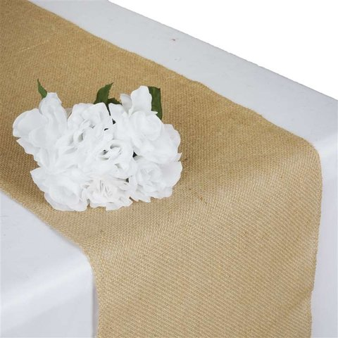 Table Runner Burlap