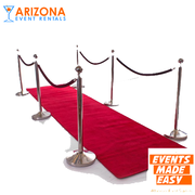 Red Carpet 4' x 25'