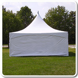 High Peak Tent Side Wall 8' x 20'