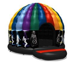 disco dome rental