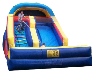 16 ft waterslide