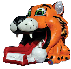 Tiger Big Mouth Slide