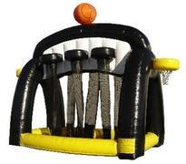 8-Person Basketball Training Game