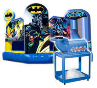 Batman 5 in 1 Fun Pack 1 Snow Cone