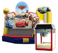 Car's 5 in 1 Fun Pack 3 Popcorn